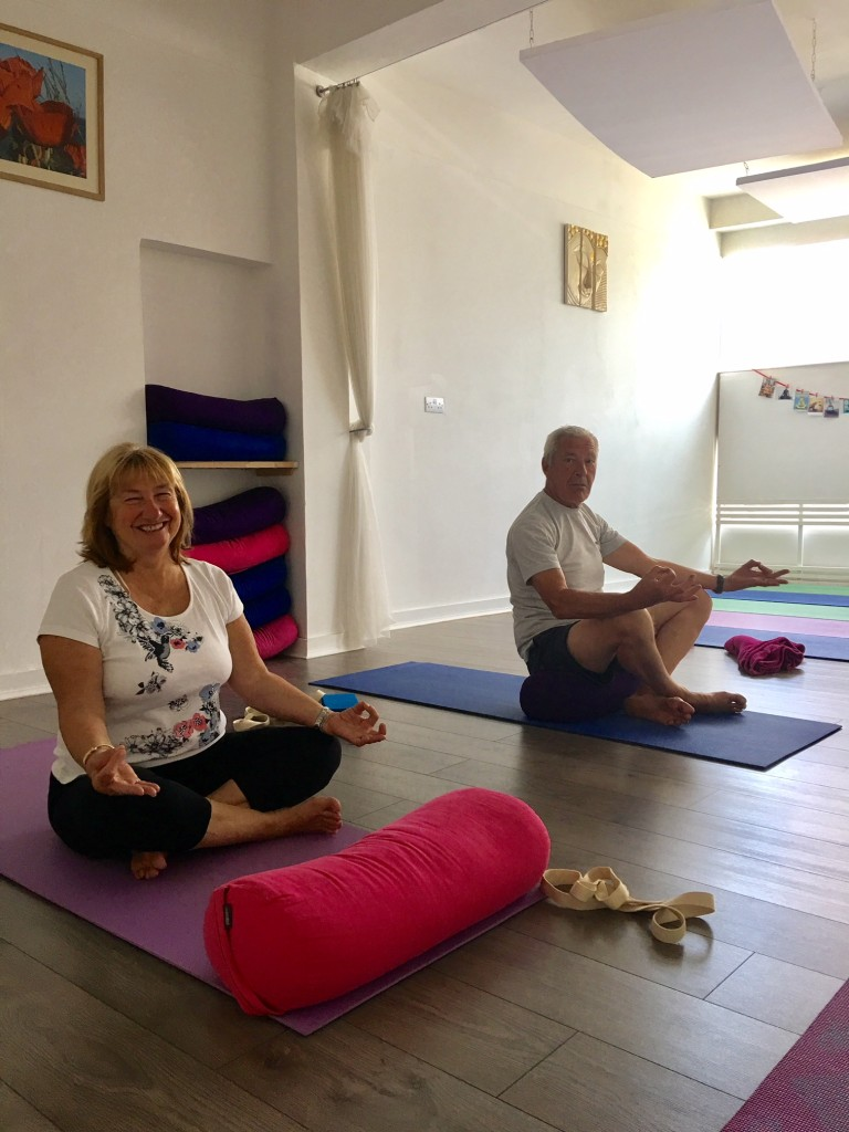 private yoga Thanet
